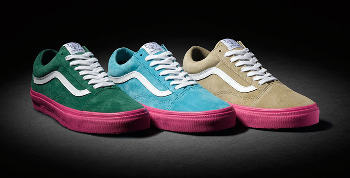 vans old skool wolf gang