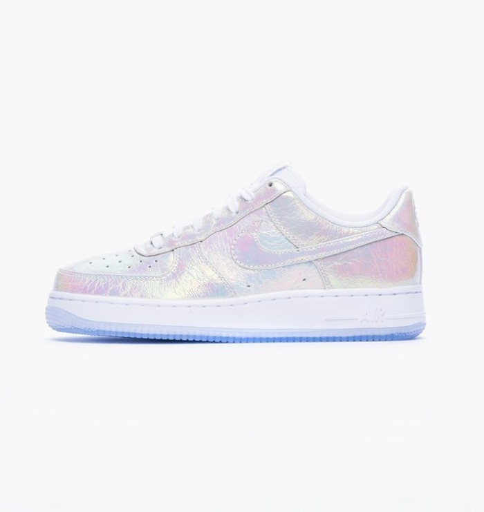 "reputable site 472ce 7d6a9 Nike WMNS Air Force 1 Low PRM QS ""Iridescent Pearl"""