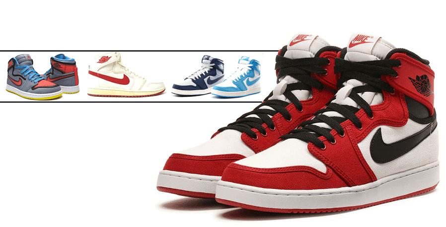 info for d91c8 c9807 A History of Air Jordan 1 KO Releases