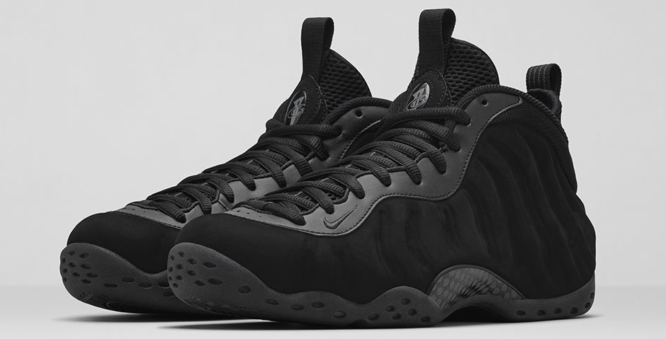"sports shoes 0e321 14266 Nike Air Foamposite One ""Triple Black"" Release Date. Aug 8 ..."