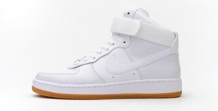 innovative design 42b95 961d4 Nike WMNS AF1 Ultra Force Mid White Patent | Nice Kicks