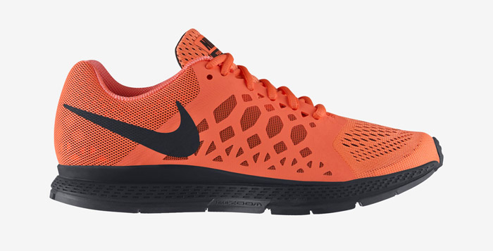 huge discount f97de bd884 Nike WMNS Air Zoom Pegasus 31 Bright Mango Black