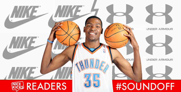 74a8b1219d8 Readers  SoundOff  Should Kevin Durant Go to Under Armour