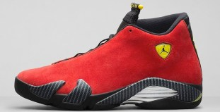 "befbe744a60f Air Jordan 14 ""Ferrari"" Official Photos"