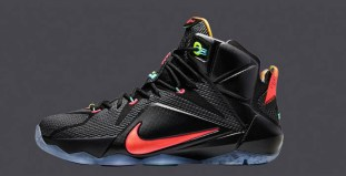 """the latest 1932d 15d83 Nike LeBron 12 """"Data"""" Release Date"""