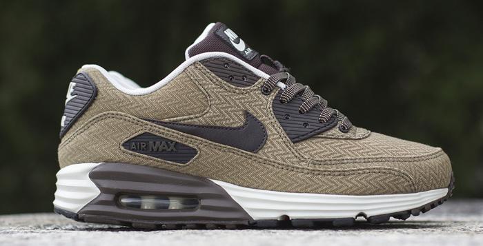 "best sneakers 83384 6177b Nike Air Max Lunar90 PRM QS ""Suits   Ties Pack"" Dark Dune"