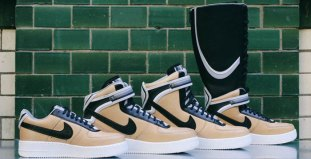 """on sale b5316 ef051 Riccardo Tisci x Nike Air Force 1 """"Beige"""" Collection Another Look"""
