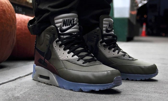 384964a870f4 nike air max 90 sneakerboot ice dark dune