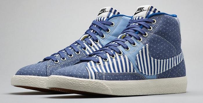 "low priced 3fbad 28139 Nike Blazer Mid Premium ""Blue Sail"". Oct 28, 2014"