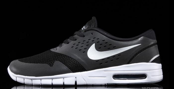 c0a7ebf5055 Nike SB Eric Koston Max 2 Black White