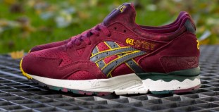 "00cd1b116e7e The Good Will Out x ASICS Gel Lyte V ""Koyo"" Release Date"