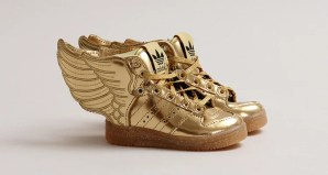 7604f4a5b433 adidas js wings 2 metallic gold