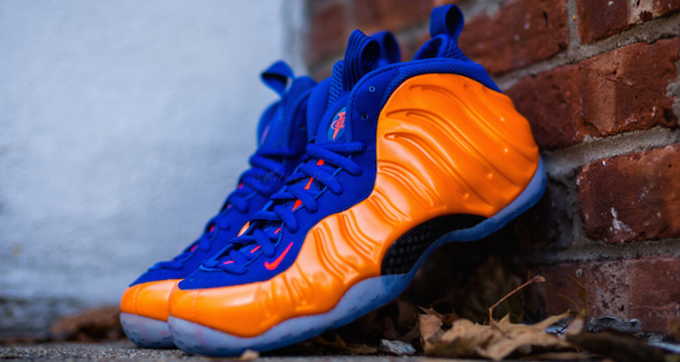 huge discount 0ad8c 583cc ... coupon code for nike air foamposite one knicks acfb9 fc50c