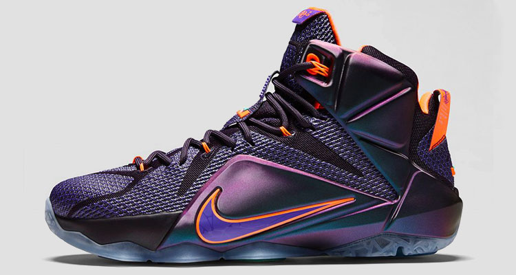 "the best attitude eb7a3 4c96b Nike LeBron 12 ""Instinct"" Official Images"