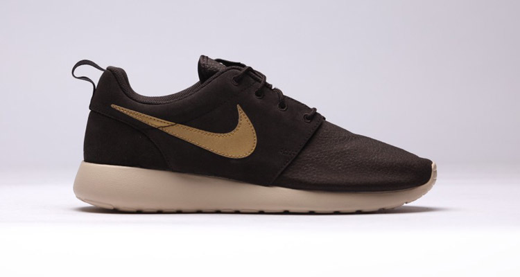 "reputable site 9e68c dfec8 Nike Roshe Run Suede ""Velvet Brown"""