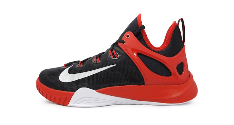 sports shoes 53c37 79750 ... sale nike zoom hyperrev 2015 black red bfaa3 68eff ...