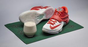 "wholesale dealer e280b e6131 Nike KD 7 ""Egg Nog"" Release Date"