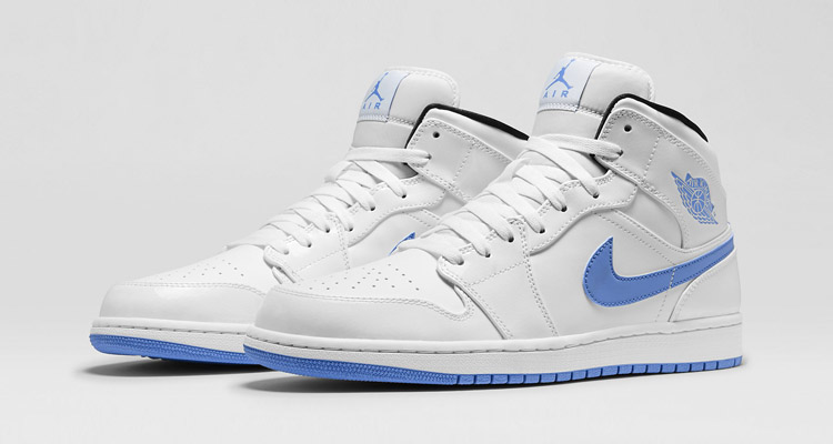 e34bc6f8c124 Air Jordan 1 Mid Legend Blue Available at Nike - NiceKicks.com