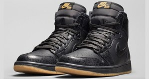 Air Jordan 1 Retro High OG Black/Gum Official Images