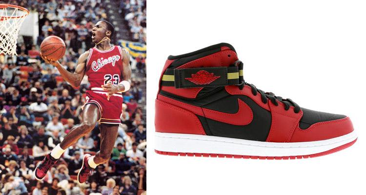 new style 87071 bb933 Air Jordan 1 High Strap - 1985 Slam-Dunk Contest - Nice Kicks