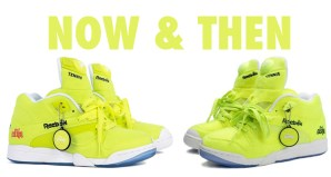 ALIFE x Reebok Court Victory Pump BALL OUT 2006 vs. 2014
