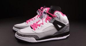 Air Jordan Spizike GS White/Hyper Pink