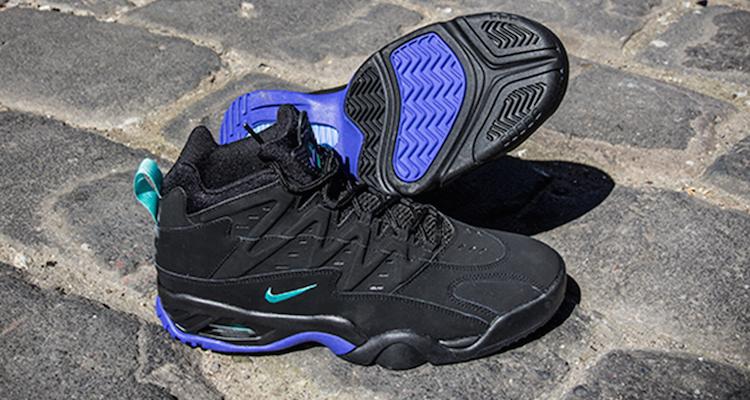Nike Air Flare Black Light Retro-Persian Violet  6c07619a255d