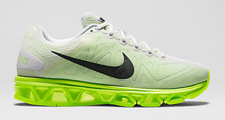 the best attitude d4752 6fb47 Nike Air Max Tailwind 7 White Volt-Black