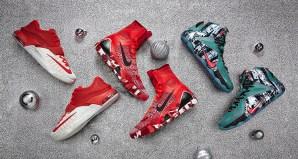 Nike Basketball Christmas Collection