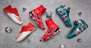 Nike Basetkball Christmas Collection