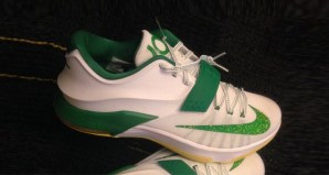 "new arrival 32a90 688fc lebron-12-oregon-ducks  Nike KD 7 ""Oregon Ducks"" Home PE ..."