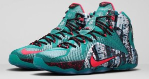 Nike LeBron 12 Akron Birch Another Look