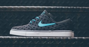 Nike SB Janoski Polka Dot Grey