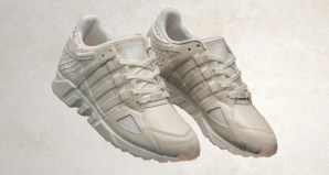 "separation shoes 58e0d 58955 Pusha T x adidas EQT Running Guidance 93 ""King Push"" Release Details"
