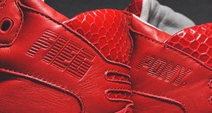Ronnie Fieg x PONY Collaboration first look