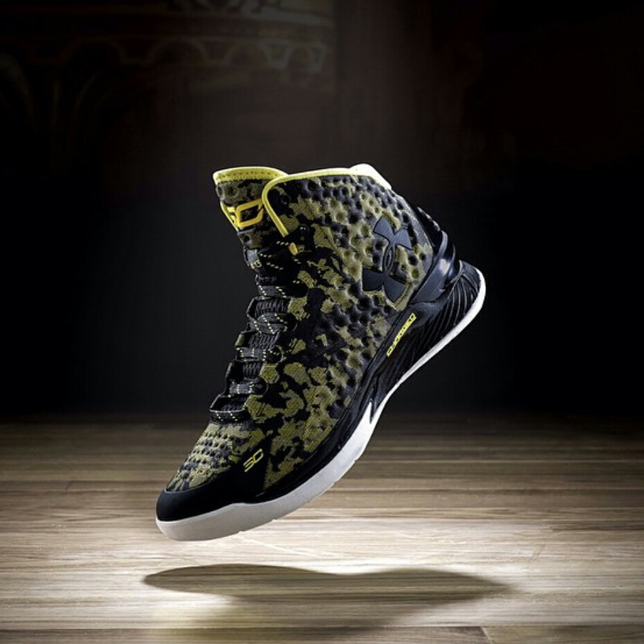 stephen curry signature shoes