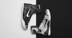 "check out 4e725 7542f Nike Kobe 9 Elite ""BHM"" Release Date"