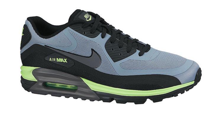 a4e2bfca6d Nike Air Max Lunar90 Dove Grey/Flash Lime - NiceKicks.com
