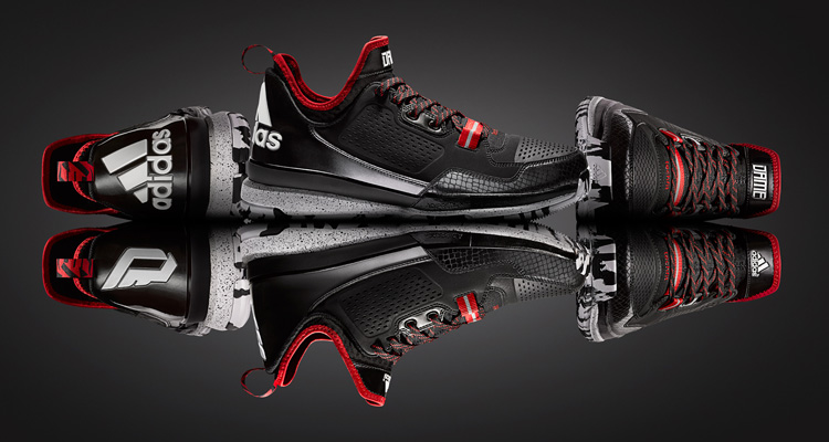 f27e402138d0 adidas d lillard 1 rip city official images + release date
