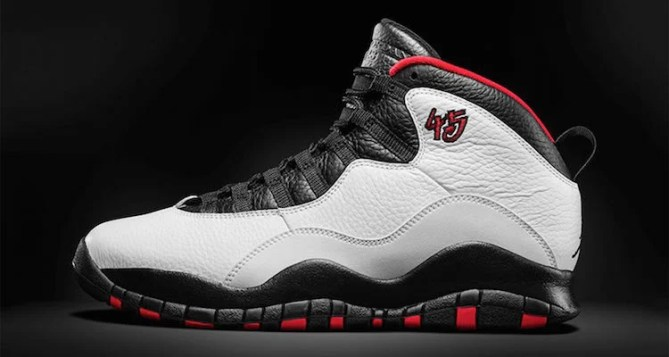 Air Jordan 10 Chicago Release Date