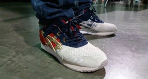 CNCPTS x ASICS Gel Lyte III 25th Anniversary First Look