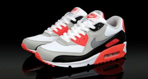 "designer fashion 45744 5c71b ... Nike Air Max 90 ""Infrared"" Coming in 2015 ..."