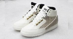 b8fc1b9ca8e6a ... Nike Air Python SailMetallic Gold Detailed Look ...