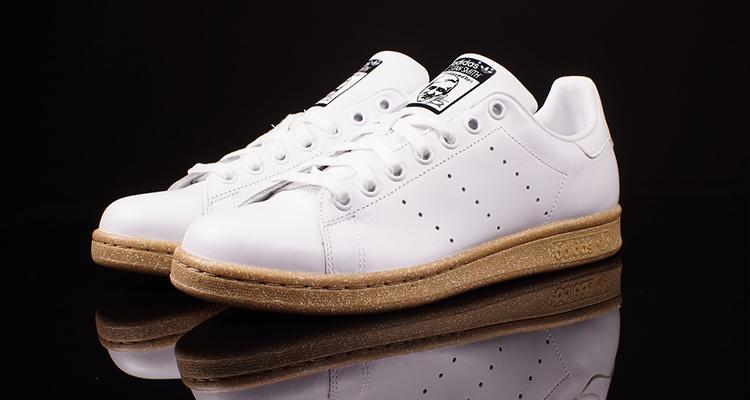 hot sale online 67abf 6f002 adidas Stan Smith White/Gum | Nice Kicks