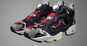 Invincible x Reebok Insta Pump Fury Luxury Scarf
