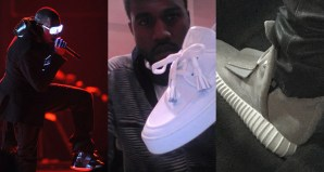 A History of Kanye West's Design Debuts