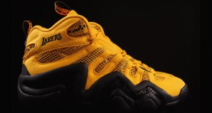 "285544e401eb The adidas Crazy 8 ""Lakers Snakeskin"" Is Available Now"