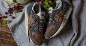 Commonwealth x ASICS Gel Lyte V Da Vinci Another Look