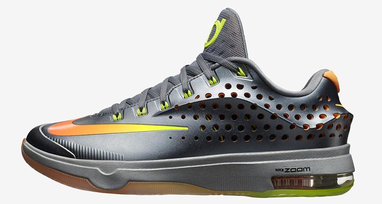 buy online c69fd 9709c First Look  Nike KD 7 Elite