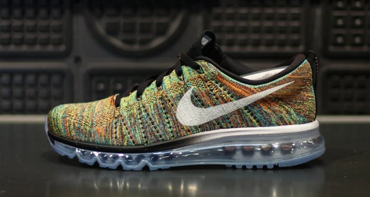 """quality design 246a4 541f6 The Nike Flyknit Air Max """"Multicolor"""" Is Releasing Soon"""